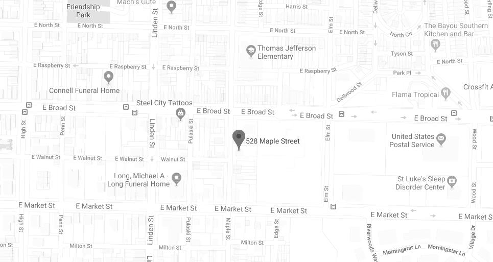 Lehigh Valley Location